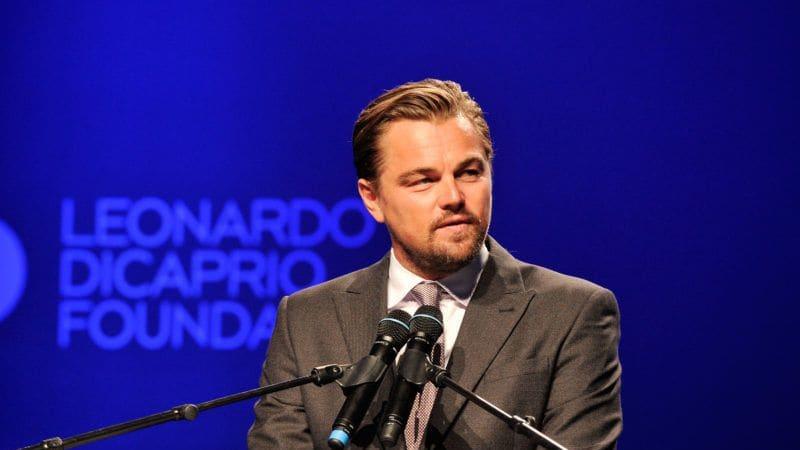 Leonardo DiCaprio podporuje mnoho dobročinných projektů.