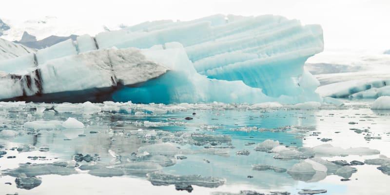 Ledovec na Isladnu