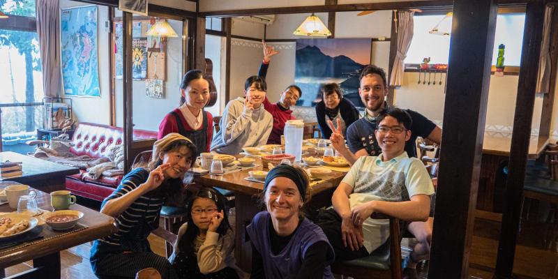 Japonci jsou známí mimo jiné pro svoji pohostinnost (zdroj: manželé Cabejskovi)