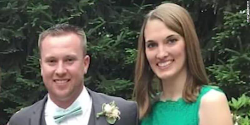 Mladí a zdraví manželé Ben a Brandy. Přesto Ben nákazu COVID-19 nepřežil, Branda měla jen lehký průběh