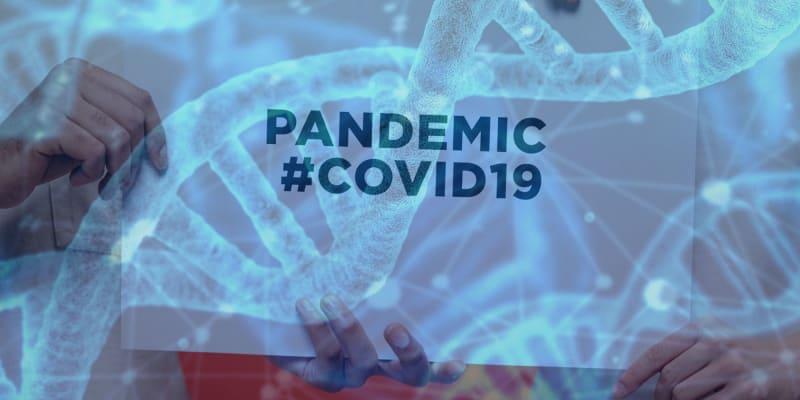 Lékaři hledají v genech mladých lidí s těžkým průběhem COVID-19