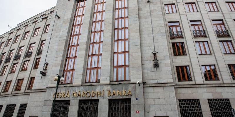 V budově bývalé Živnostenské banky dnes sídlí Česká národní banka.