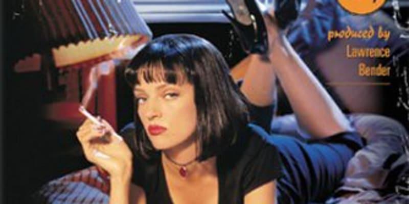 Pulp Fiction: Historky z podsvětí je legendární snímek Quentina Tarantina.