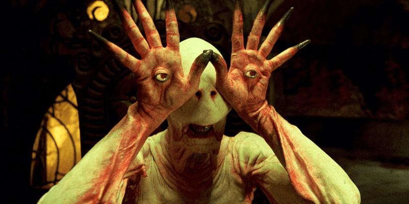 Faunův labyrint nabízí mnoho strašidelných kostýmů a masek.