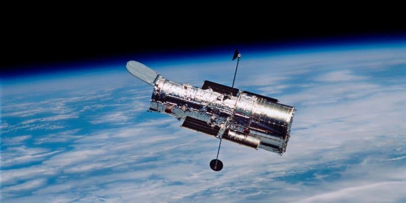 Hubbleův dalekohled je jedním z největších vědeckých úspěchů lidstva.