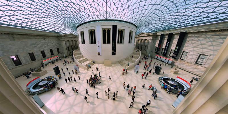 Hala Britského muzea