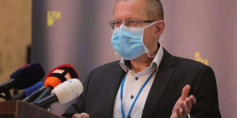 Ladislav Dušek, ředitel Ústavu zdravotnických informací a statistiky