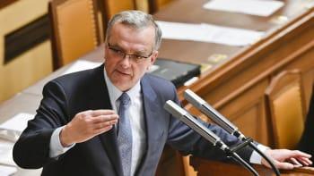 Kalousek oznámil, že ve volbách už nebude kandidovat do Sněmovny. Po 23 letech