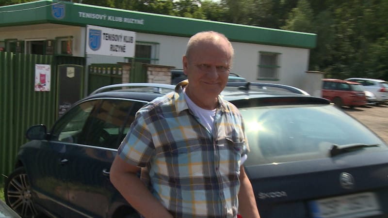 David Berdych je teď spořádaný občan, tvrdí jeho advokát Ortman