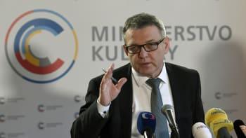 Ministerstvo zahraničí je vykuchané, říká Zaorálek. Opustit kulturu zatím odmítá