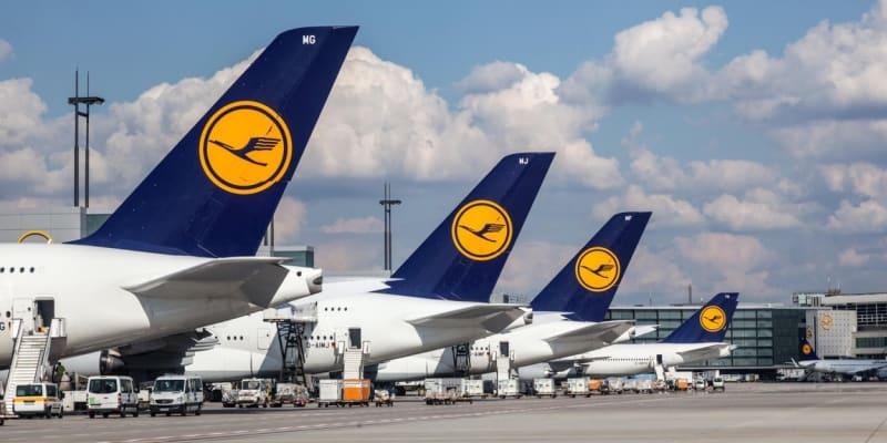 Na vládní pomoc se může těšit také skupina Lufthansa. Její záchranu žádá dokonce i rakouská vláda.