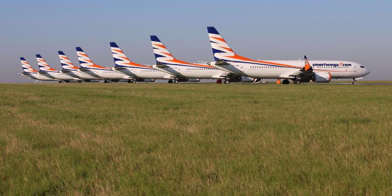 Smartwings patří k významným odběratelům služeb Letiště Václava Havla v Praze.
