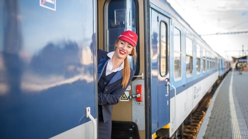 Vlak Českých drah
