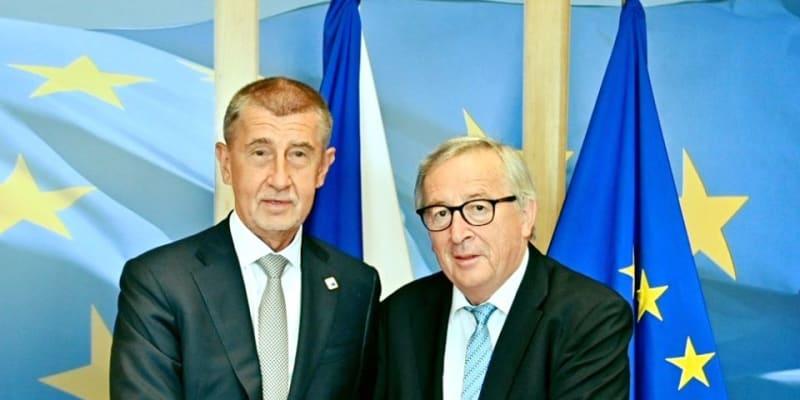 Premiér a někdejší šéf Evropské komise Jean-Claude Juncker