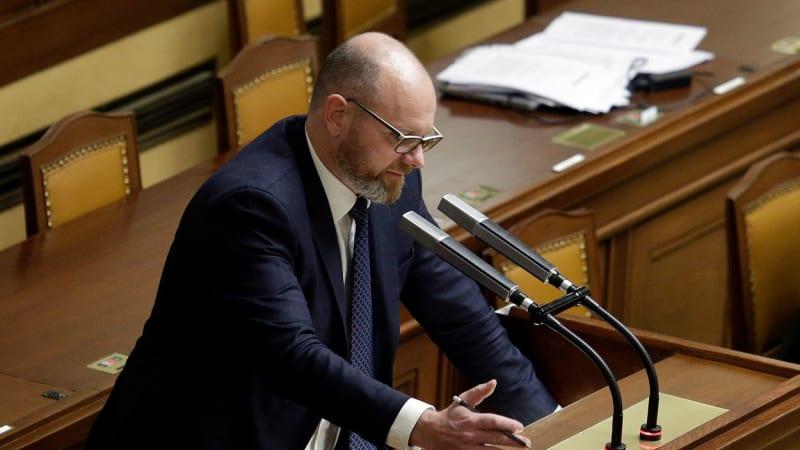 Ministr školství Robert Plaga (za ANO). Foto: Profimedia