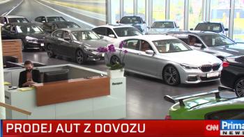 České autobazary zdražují. Jestli si chcete koupit auto, udělejte to teď, radí odborník