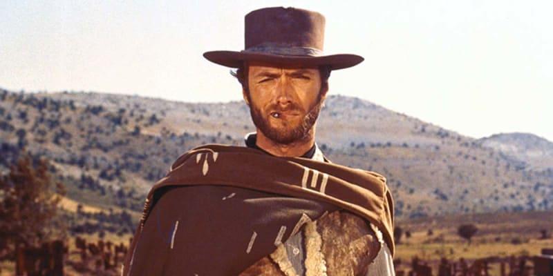 Clint Eastwood v legendárním westernu Hodný, zlý a ošklivý