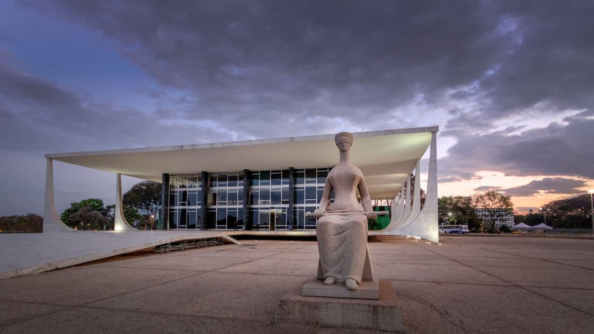 Nejvyšší federální soud v Brasílii