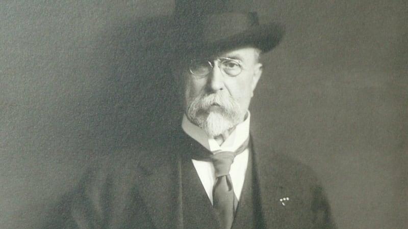 TGM byl před sto lety poprvé řádně zvolen prezidentem. Porazil německého teologa