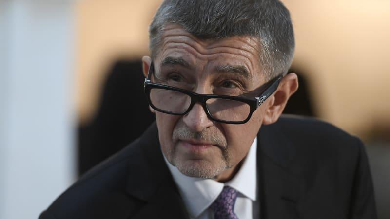 Premiér Babiš navrhne snížení podílu spolufinancování obcí k dotacím