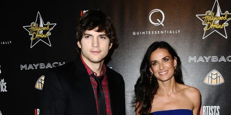 Demi Mooreová byla provdaná za o patnáct let mladšího Ashtona Kutchera na poměry Hollywoodu dlouhých šest let. Konec ovšem přišel rychle a nekompromisně. Rozvod oznámila měsíc poté, co se dozvěděla o manželově nevěře. Kutcher při rozvodu, který byl uzavřen až v roce 2013, zaplatil ještě o něco víc, než mu bylo soudem nařízeno.