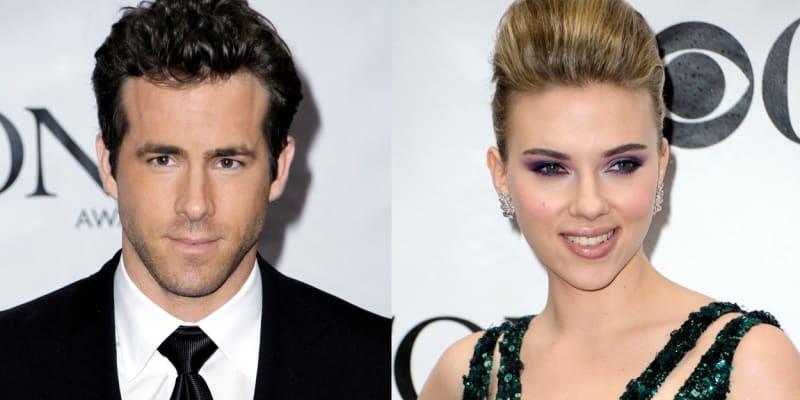 """Ještě před svojí """"deadpoolovskou"""" érou a manželstvím s herečkou Blake Lively byl herec Ryan Reynolds krátce ženatý se Scarlett Johanssonovou. Manželství ale vydrželo pouhé dva roky, rozvod oznámili v roce 2010. Důvodem bylo, že se zkrátka odcizili."""