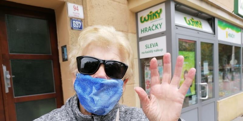 Gerda Maralíková (78) jako školačka o Horákové nic neslyšela.