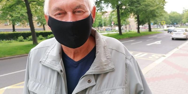 Jiří Mácha (70) ví, že Horáková byla obětí vykonstruovaného procesu