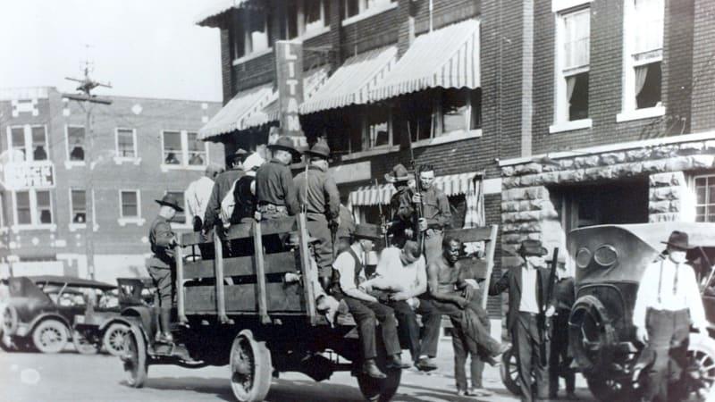 Před 99 lety se v USA stal jeden z nejbrutálnějších rasistických masakrů