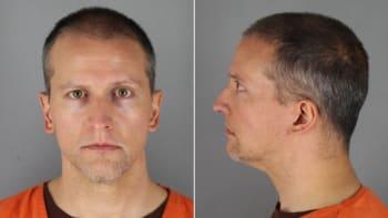 Expolicista Chauvin, který zaklekl na Floyda, je vinen. Hrozí mu až 75 let vězení