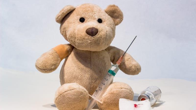 Neočkování? Nejmenší děti jsou riziková kategorie, říká pediatrička Pazírková