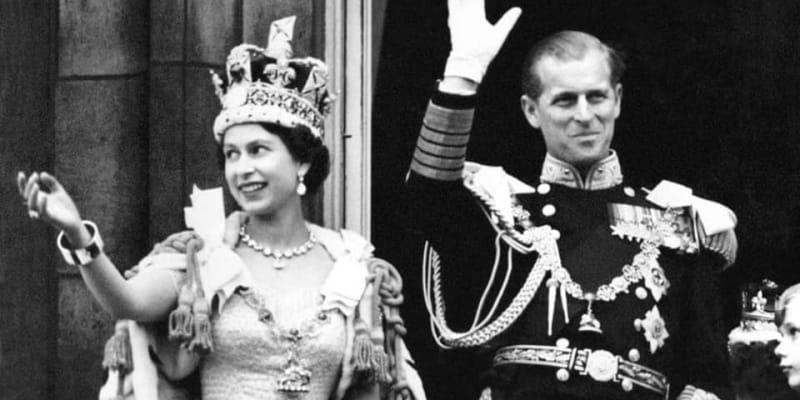 Do svazku manželského s Alžbětou vstoupil princ Philip 20. listopadu roku 1947.