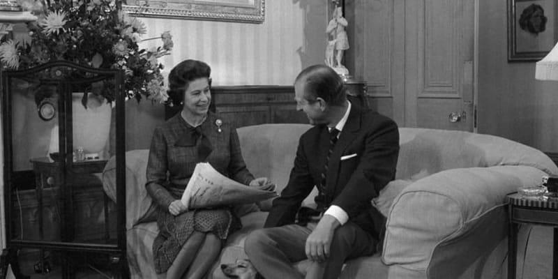 Princ Philip si po celý život zachoval osobitý styl, díky němuž si ho královna kdysi vybrala.