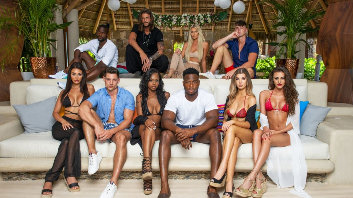 Reality show Too Hot to Handle