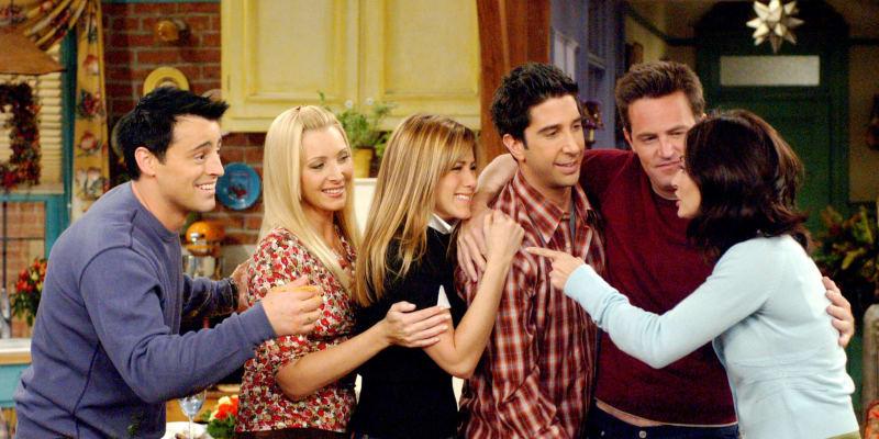 Kultovní seriál Přátelé. Jak šel čas s hlavními představiteli?
