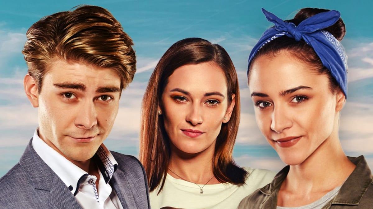 Seriál Slunečná dosáhl průměrné sledovanosti 1 320 000 diváků (zdroj: CNN Prima NEWS).
