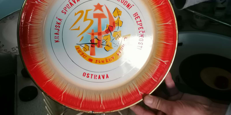 Osoblaha 27: Ze sbírek Muzea Československa v Osoblaze.
