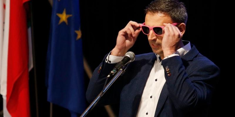 Jiří Zimola se na sjezdu ČSSD v roce 2018 ucházel o křeslo předsedy. Porazil ho Jan Hamáček.