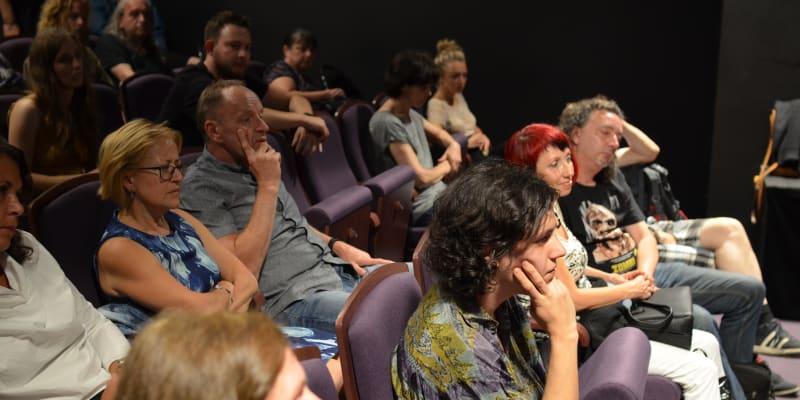 Publikum Měsíce autorského čtení v Ostravě