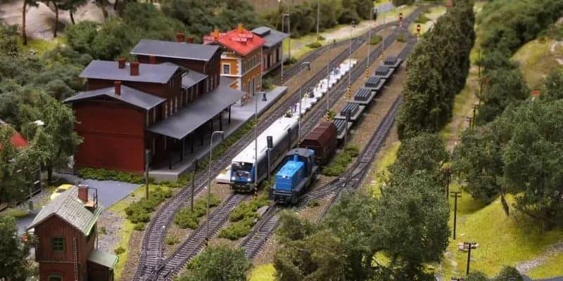 Království železnic na Smíchově