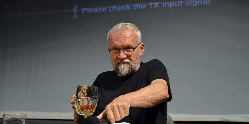 Jan Novák s biografií o Kunderovi na Měsíci autorského čtení v Ostravě