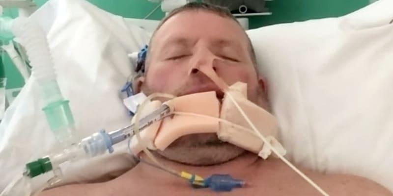 Victor McCleary strávil v kómatu šest týdnů.