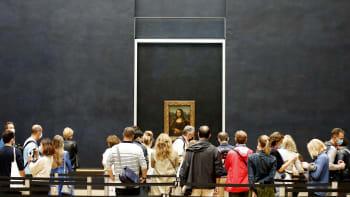 Jedině s rouškou a v omezeném počtu. Louvre se opět otevřel návštěvníkům