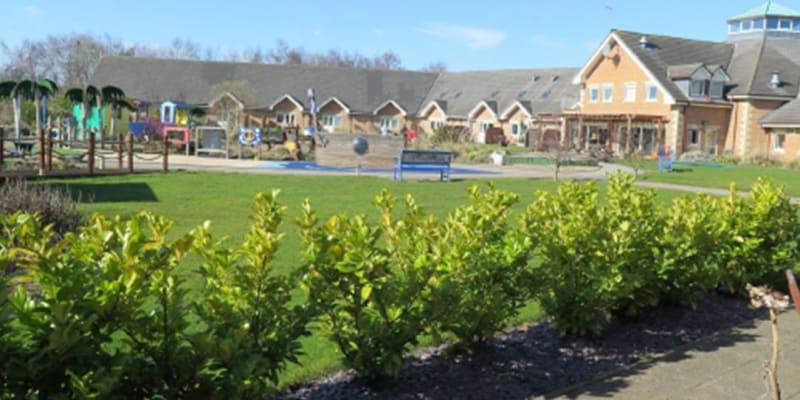 Takhle vypadá dětský hospic Bluebell Wood ve Velké Británii, který je Domu pro Julii velkou inspirací.