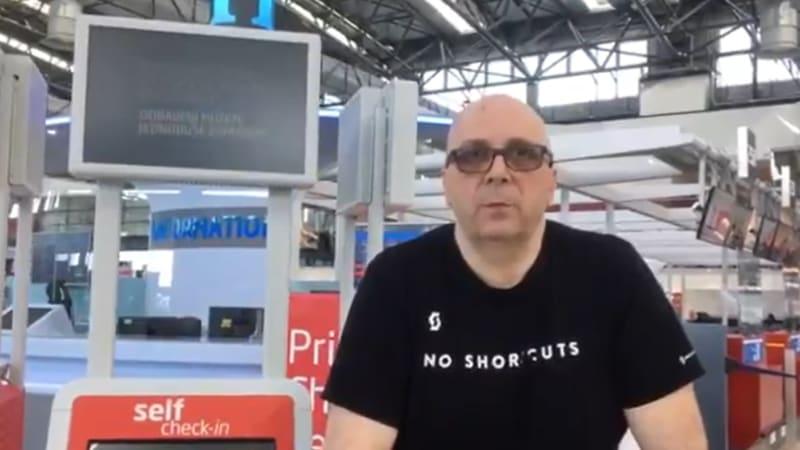 Čech odsouzený ve Francii za pašování migrantů je na svobodě