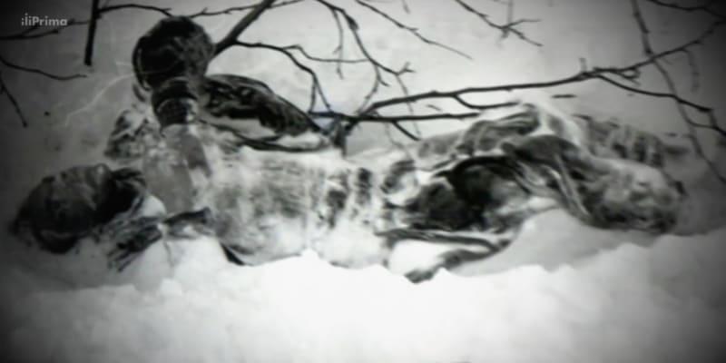 Těla některých obětí byla pod dvoumetrovou vrstvou sněhu objevena až v květnu.