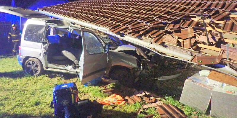 Nehoda na Zlínsku si vyžádala čtyři zraněné.