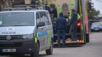 Policista při zásahu na jihu Čech zastřelil muže. Švejdar se podřízeného zastal
