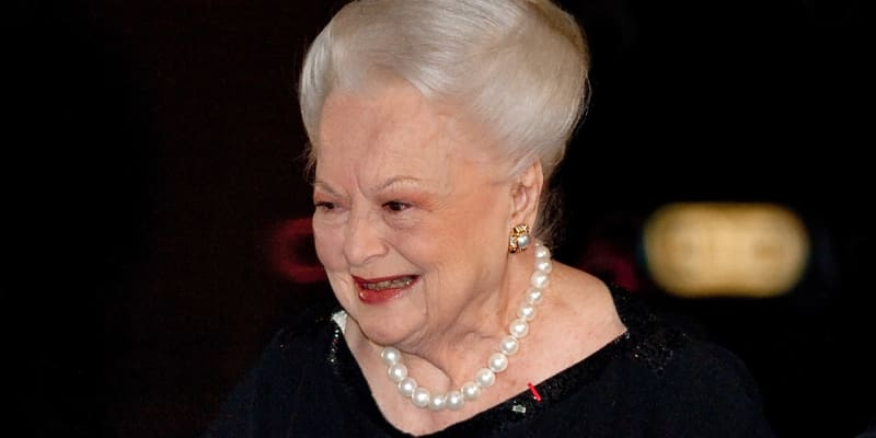 Havillandová zemřela ve věku 104 let.
