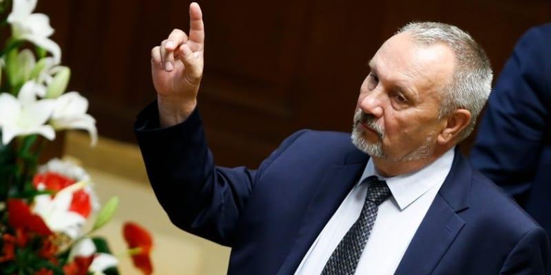Pavel Kováčik předsedal poslancům KSČM 19 let.
